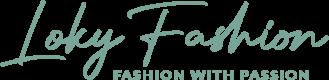 loky fashion logo footer